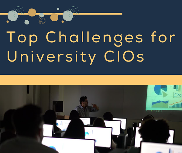 Top Challenges for University CIOs