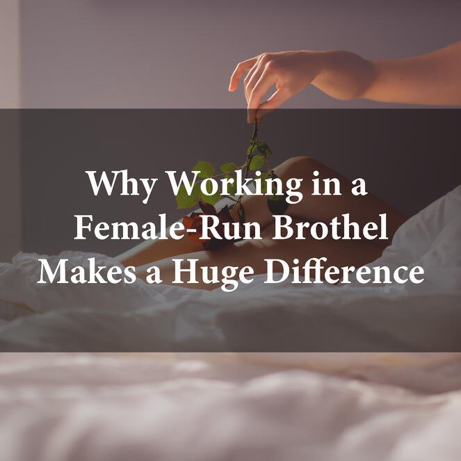 Working in a female-run brothel