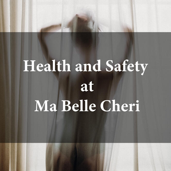 Ma Belle Cheri Health and Safety