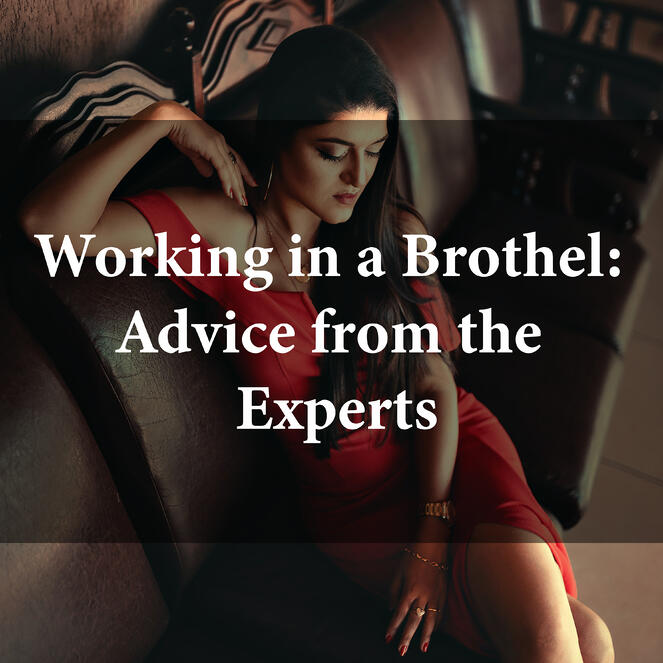 Working in a Brothel - advice for our experts