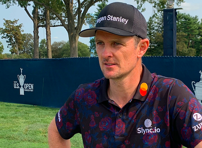 Slync.io Tees Up Sponsorship with Top Professional Golfer Justin Rose