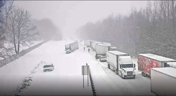 The Friday Five: Winter Weather Snarls US Logistics