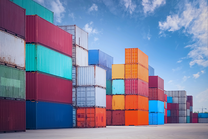 The Friday Five: Happy Birthday, Container Shipping!