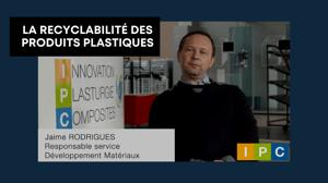 Tester la recyclabilité des produits : l'expertise IPC