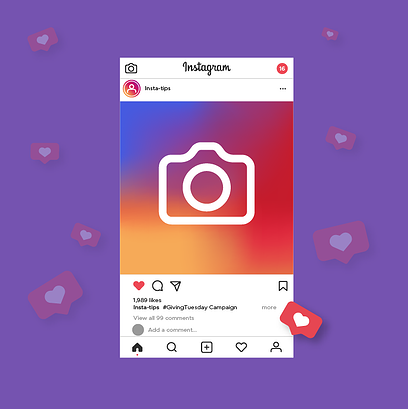 Insta-tips for using Instagram for your #GivingTuesday Campaign