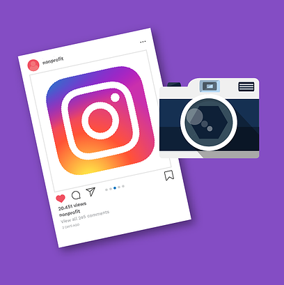 Moving Your Instagram Audience to Action | CharityHowTo