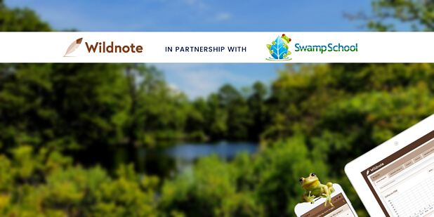 Swamp School First to Teach Mobile Data Collection for Wetland Delineation