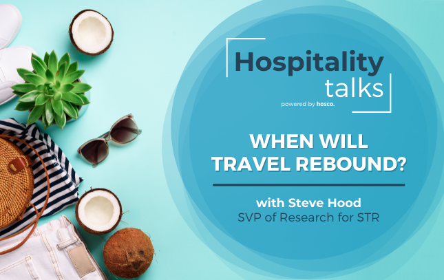 Hospitality Industry Q1'21 Performance Signals Travel Rebound