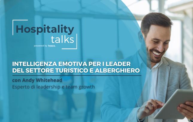 Intelligenza emotiva per i leader del settore turistico e alberghiero