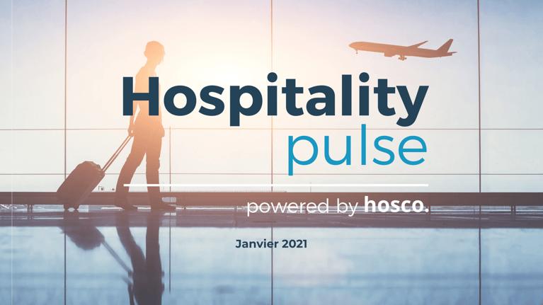 Enquête de janvier : l'impact COVID sur l'industrie hôtelière