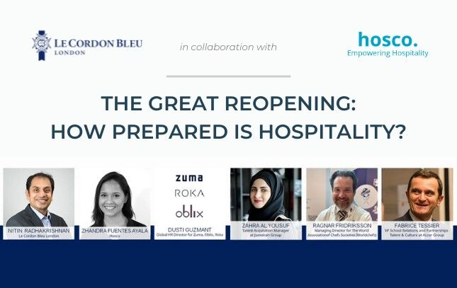 The Great Reopening: How Prepared is Hospitality?