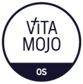 VMOS Logo (Dark Blue)