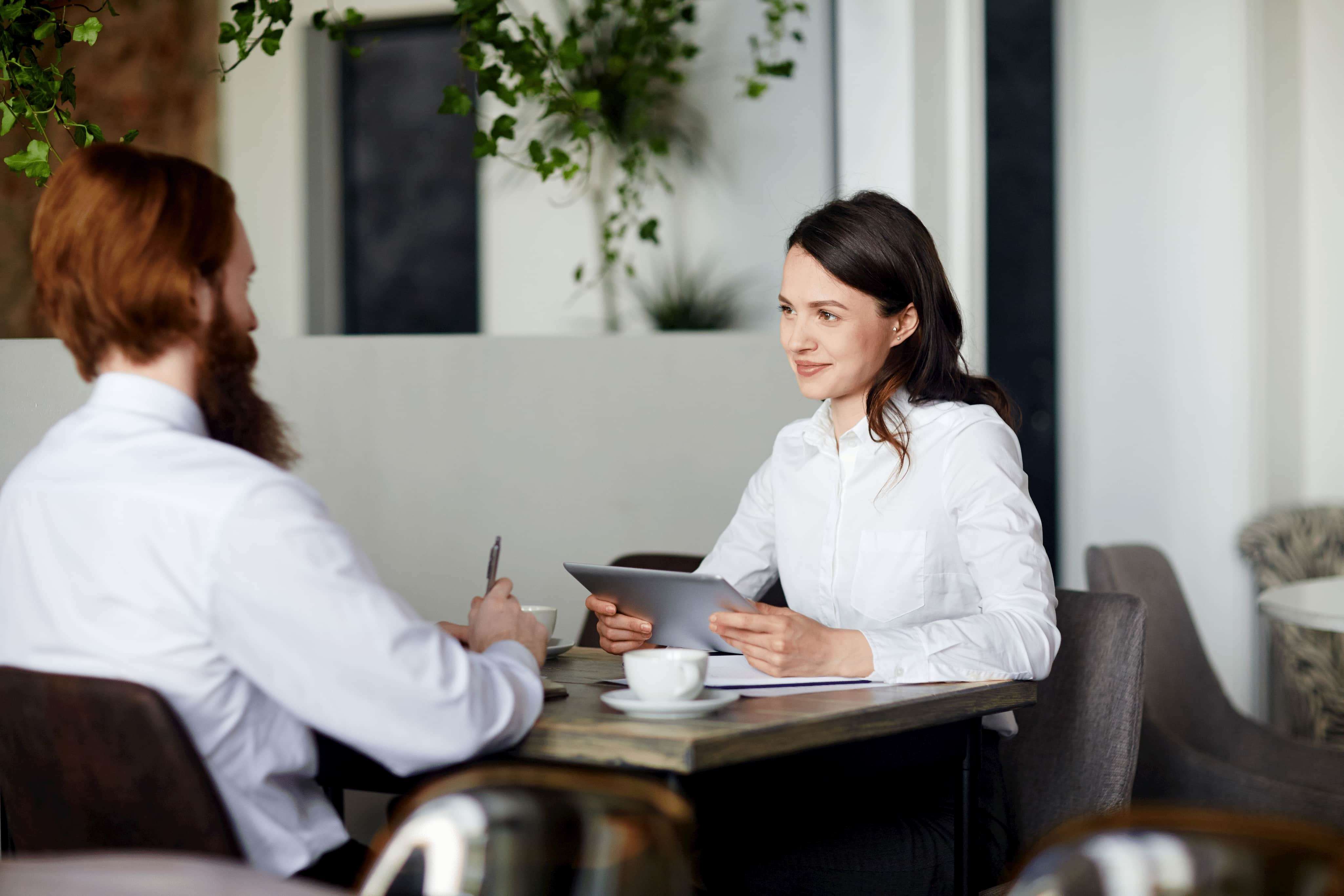 How to rock that in-person job interview