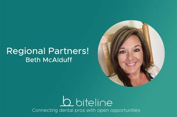 Dentistry - Beth McAlduff Regional Partner