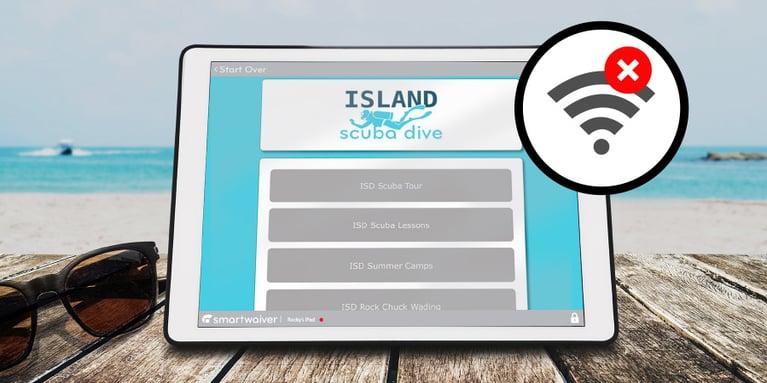 Use Smartwaiver Offline!