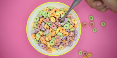 Kelloggs Joins In During Pride Month By Adding Sparkle to Their Cereal