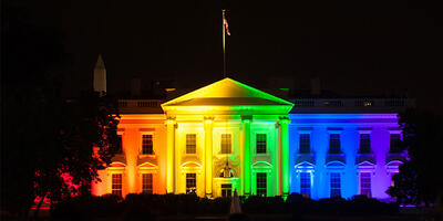 President Biden's Pride Proclamation Marks White House's First in Four Years