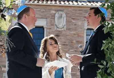 Gov Jared Polis wedding