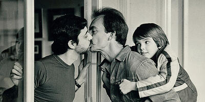 Top moments in gay dad history