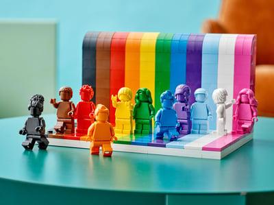 Lego Pride Set 2021