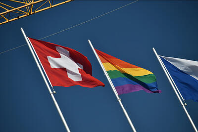 Swiss prepare to vote on same sex marriage adoption bill