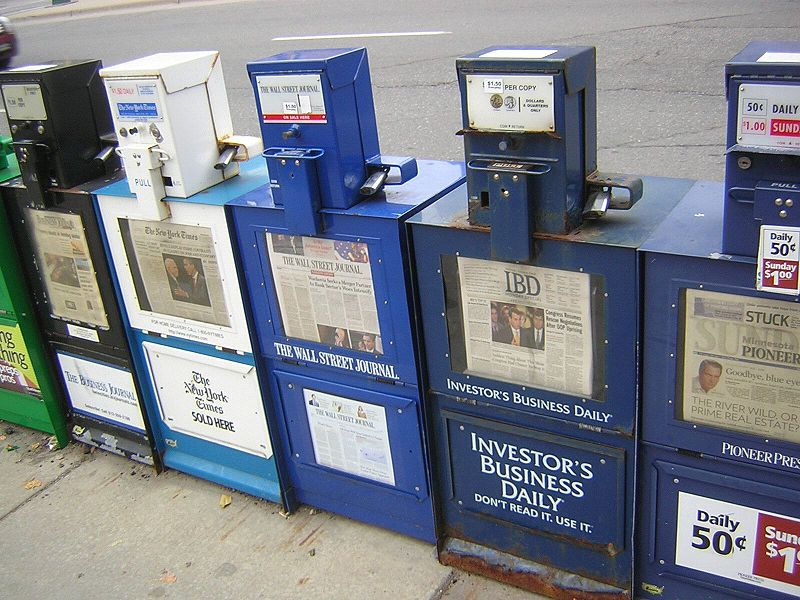 NewspaperBoxes