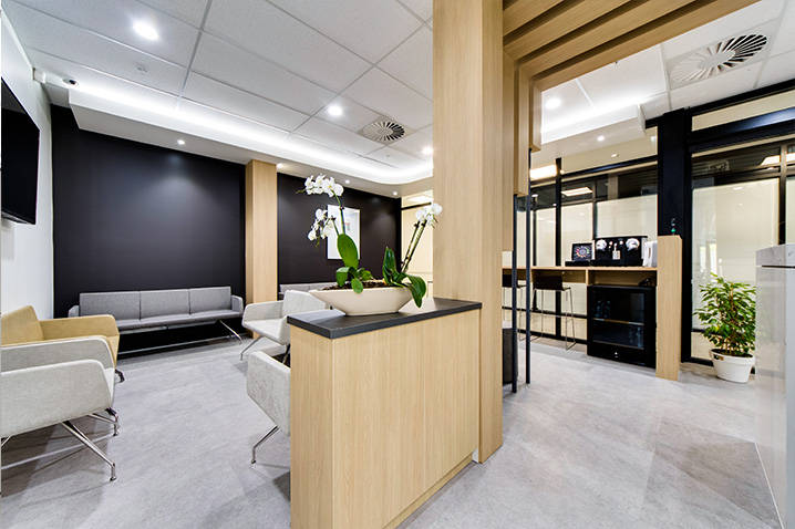 dental practice design and fitout