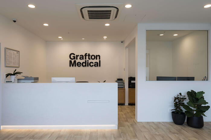 General practice fitout