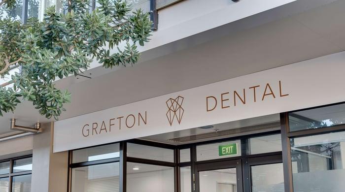 Grafton Dental practice design