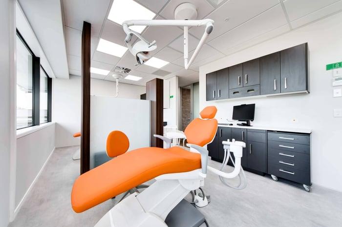 Karaka Orthodontics complete fitout