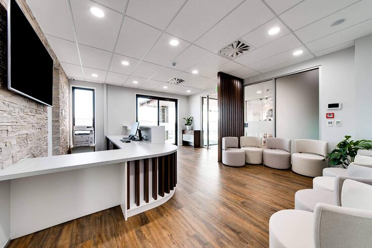 Dental Practice fitout nz