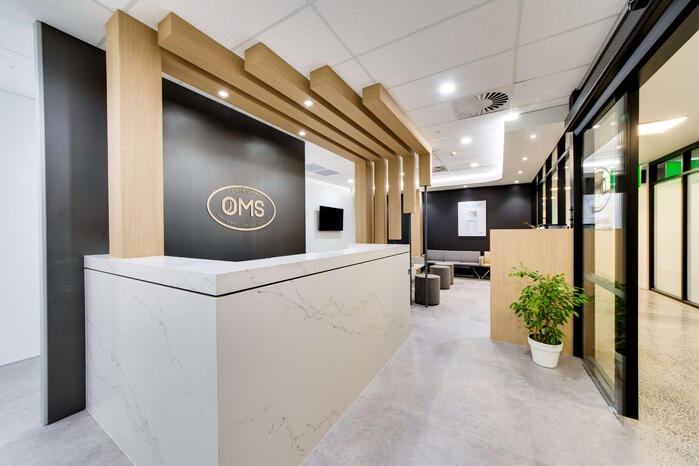 North Shore OMS fitout