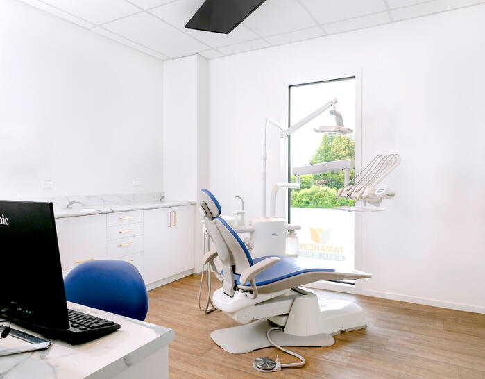 Dental fit outs