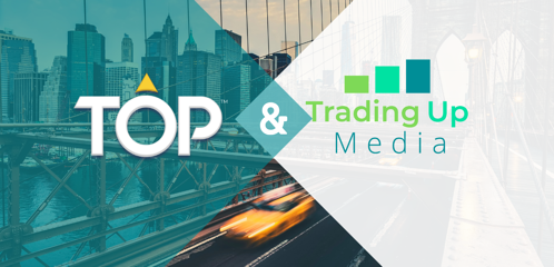 Top Corp Partners with Trading Up Media to Premier Interactive Digital Advertising Polling Solution