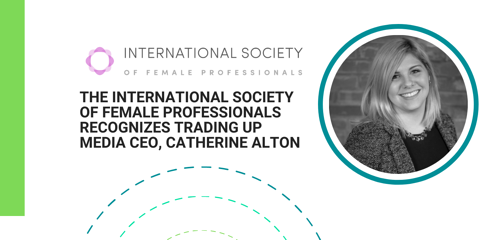 International Society of Female Professionals Recognizes Our CEO