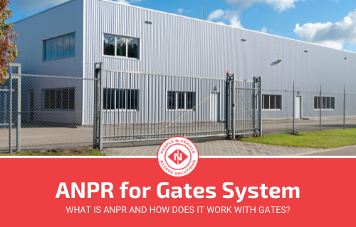 How Does ANPR for Gates Work? (Simple Guide)