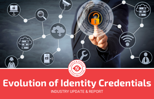 The Evolution of Identity Credentials