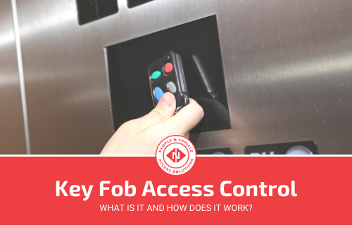 How Does Key Fob Access Control Work? (Simple Guide)
