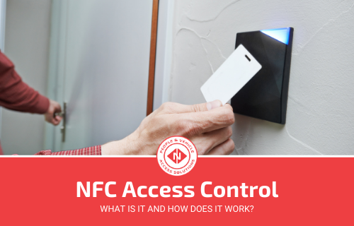 NFC Access Control: What Is It And How Does It Work?
