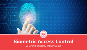 How Does Biometric Access Control Work? (Simple Guide)