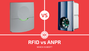Long-range RFID Readers vs ANPR – Which Is Best?