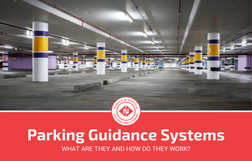 How Do Parking Guidance Systems Work? (Simple Guide)