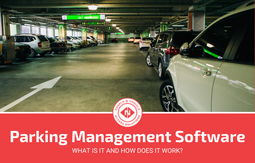 How Does Parking Management Software Work? (Simple Guide)