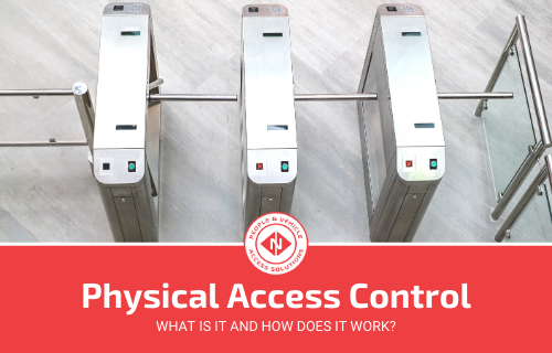 How Does Physical Access Control Work? (Simple Guide)