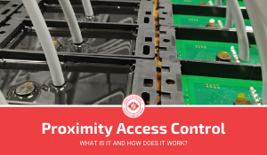 How Does Proximity Access Control Work?