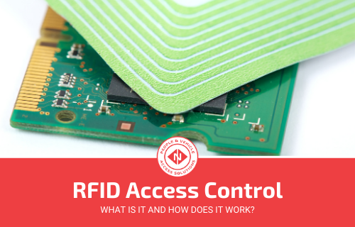 What Is RFID Access Control And How Does It Work?