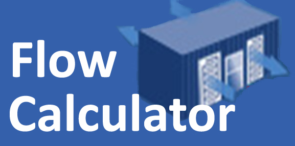 MAC Flow Calculator, Flow Calculator, Modular Access Control Flow calculator