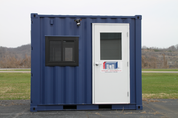 guard house, guard booth, portable guard shack, modular guard shack