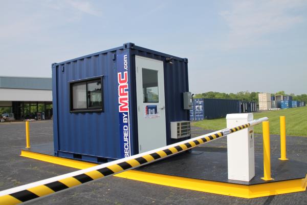 vehicle access control, VAC portal