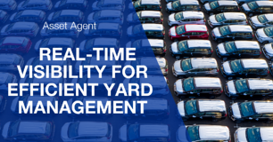 Real-time visibility leads to an efficient vehicle yard management